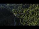 Berge, Brücken, Lokomotiven - Mit der Rhätischen Bahn von Chur nach St. Moritz_