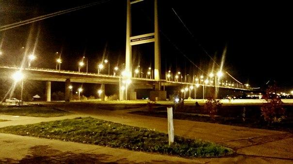 Ещё одно фото,нашего моста