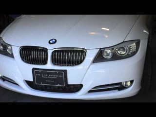 Tanner's New Car! BMW birthday present!