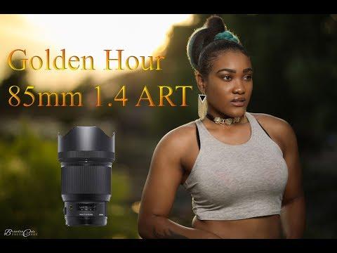 First Impressions of 85mm 1.4 ART. Amazing Shoot, BTS, HSS
