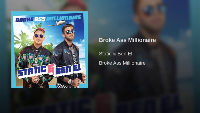 Static BenEl Broke As Millionaire