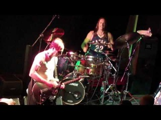 Adrian Belew Power Trio (With Danny  Carey) Santa Fe, New Mexico 10/24/11