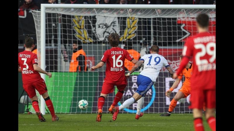 Все 11 голов Гвидо Бургшталлера в сезоне 201718