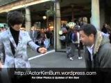 Free Hugs From Kim Bum