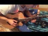 #cleanbandit - #rockabye ft. Sean Paul &amp Anne-Marie (fingerstyle guitar)