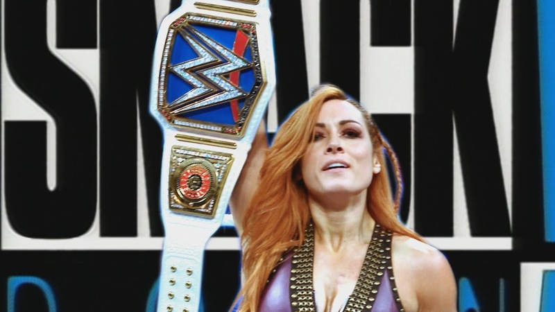Video@kayroyce   SmackDown's Attitude Era intro with current Superstars: SmackDown 1000 Mashup