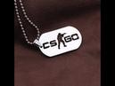 Посылка их китая кулон знаменитой аркадной игры Кулон CS GO