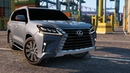 Drive Lexus LX 570 Simulator   Offroad Car LX 570 Game