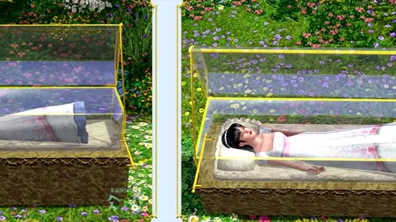 Ученые Нашли Саркофаг Со Спящей Красавицей в России Тисульская SD 854x480