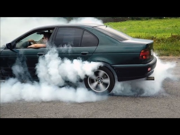 Постройка BMW 540 Турбо на 600 сил. Вторая серия. (JoRick Revazov)