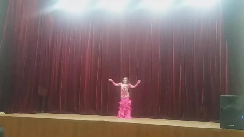 Мокеева Виктория. Ученица студии Пантера