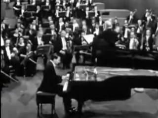 Байрон Джанис - Прокофьев.Концерт №3.1 часть