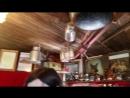 интересное кафе в Хельсинки с вилом на реку