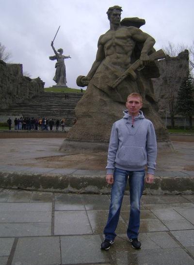Андрей Скворцов, 22 февраля , Саратов, id115744445