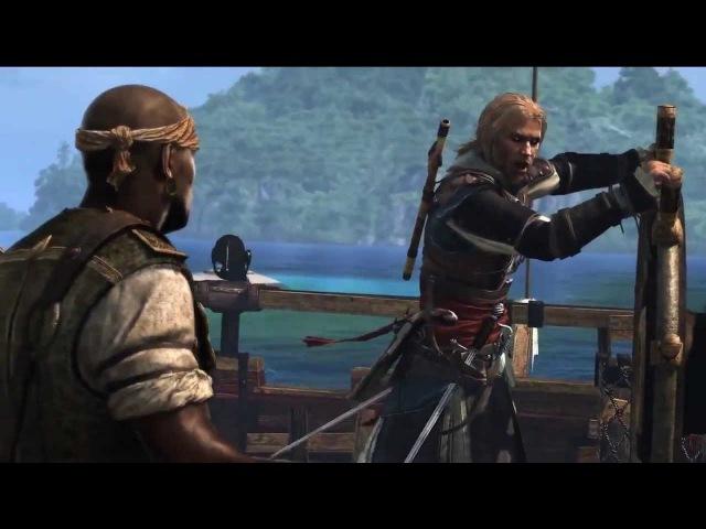 Assassin's Creed IV: Black Flag - Історія Едварда Кенуея | Український трейлер | HD