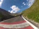 в движении по итальянским дорогам - Passo dello Stelvio -
