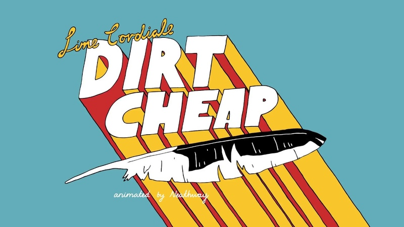 Lime Cordiale - Dirt Cheap (Official Music Video)