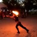 fireshow_gladiator video