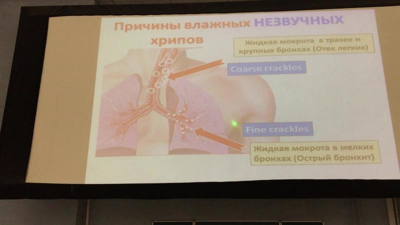 Методы исследования органов дыхания 2 Часть 2