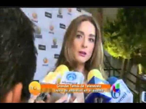 Susana González confeso que su novio es un poco celoso Grandestemasdetelenovelas
