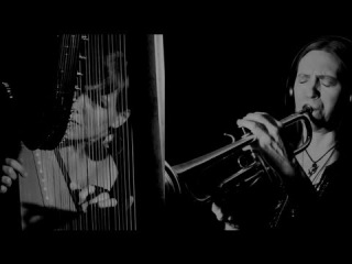 SASKIA LAROO / trumpet + ANNE - vanschothorst / harp and soul