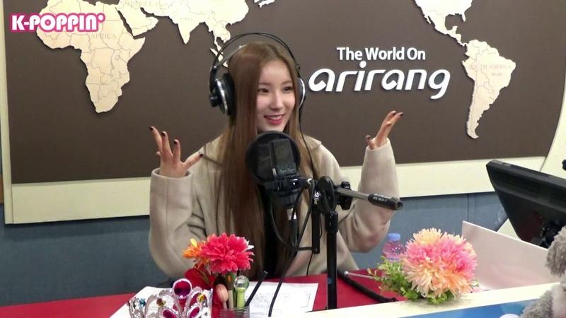 [K-Poppin'] 소희 (SOHEE)'s Full Episode on Arirang Radio!