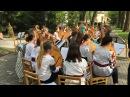 Студентська Капела Бандуристів чуттєво зіграла для військових у госпіталі Лін