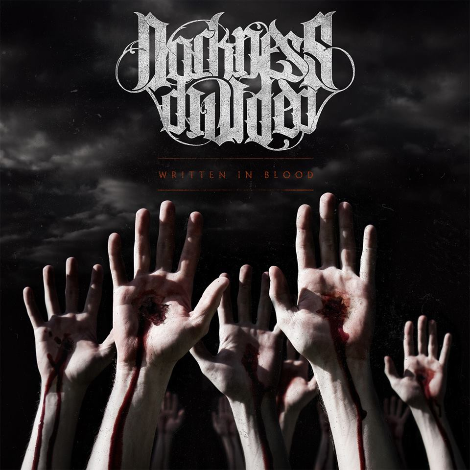 Darkness Divided - Written In Blood (2014)