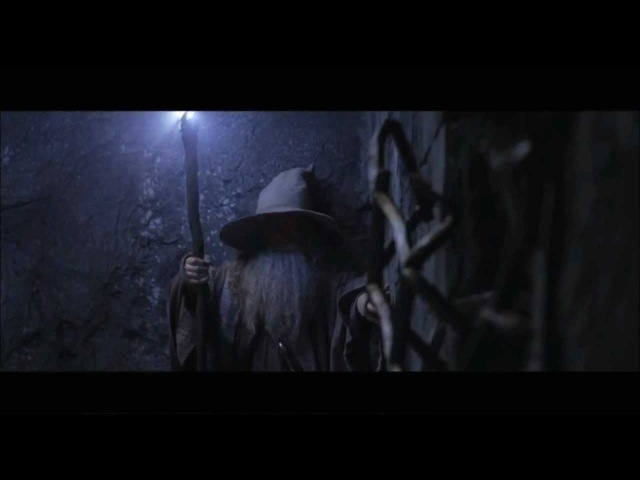 The Hobbit The Desolation of Smaug - Gandalf Radagast in Dol Guldur HD 1080p