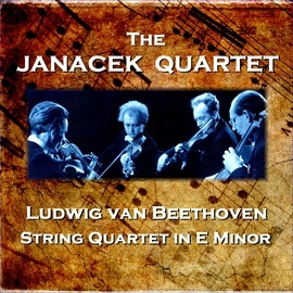 Ludwig Van Beethoven альбом Beethoven: String Quartet in E Minor