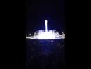 Сочи, олимпийский парк, поющие фонтаны