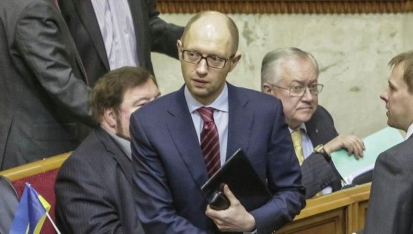 Яценюк: текущий дефицит бюджета Украины достигает $46 млрд