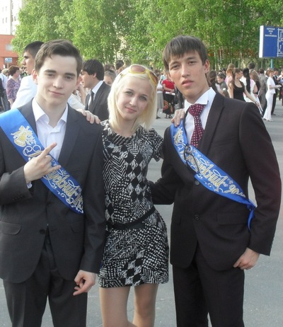 Боря Файзулин, 12 января , Стрежевой, id44809115