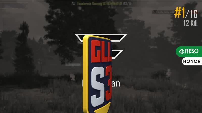 GLL Сезон 3 Гранд Финал | Игра 3 | Победа FaZe Clan