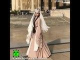 Когда можно удивить даже Францию, красотой черкесского платья 😌👌
