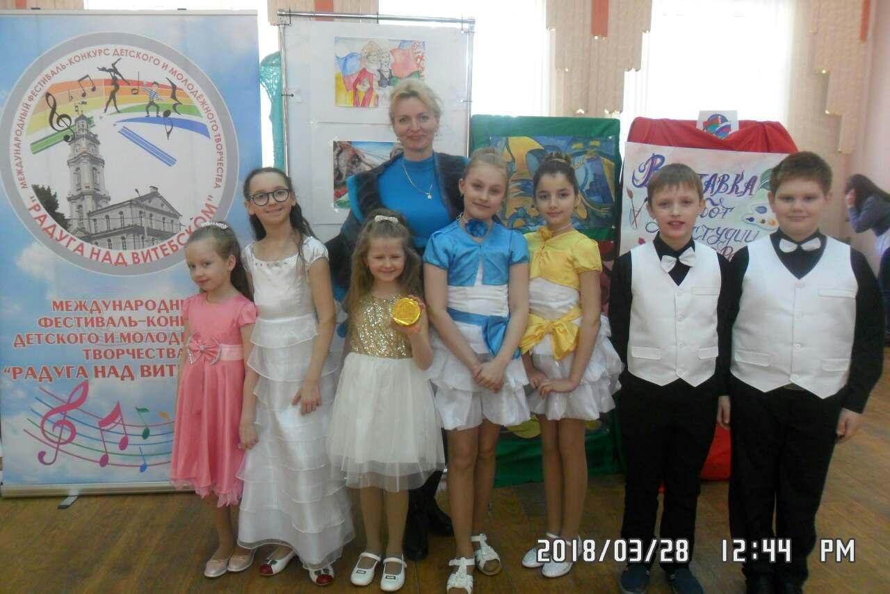 IX международный фестиваль молодых исполнителей эстрадной песни «Две сестры — Беларусь и Россия»