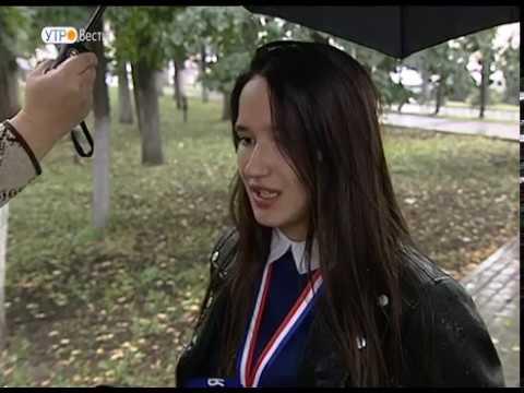 Ярославская школьница завоевала «серебро» на Всекитайской олимпиаде по математике