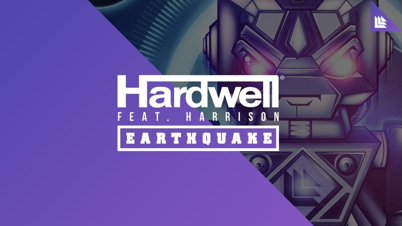 Hardwell feat. Harrison - Earthquake