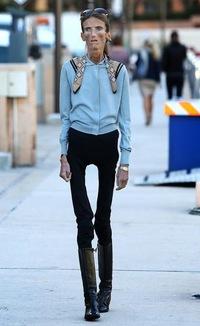 самая худая девочка в мире