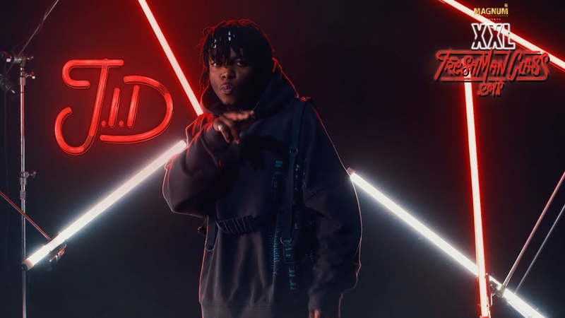 J.I.D Freestyle — 2018 XXL Freshman