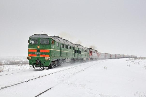 поезд Балаково — Москва.