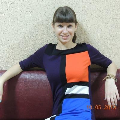 Анна Жорник, 17 февраля 1995, Ухта, id58799086