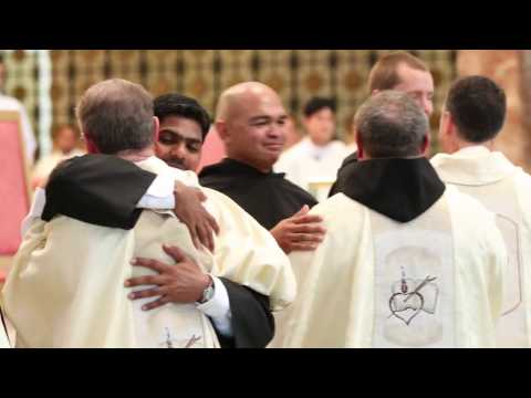 First Profession of Vows, Augustinian Order