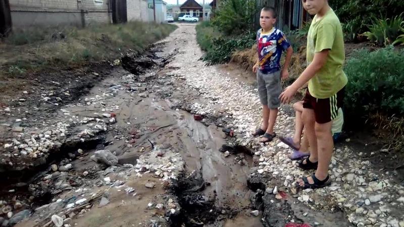 Волгоград потоп, последствия
