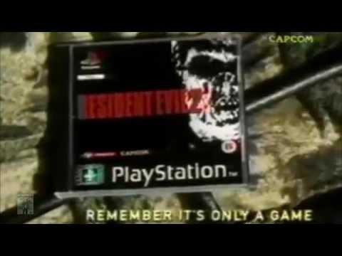 Biohazard 2 バイオハザード2 PSX/N64 1998 - all commercials in one supercut video! [resident evil 2 capcom]