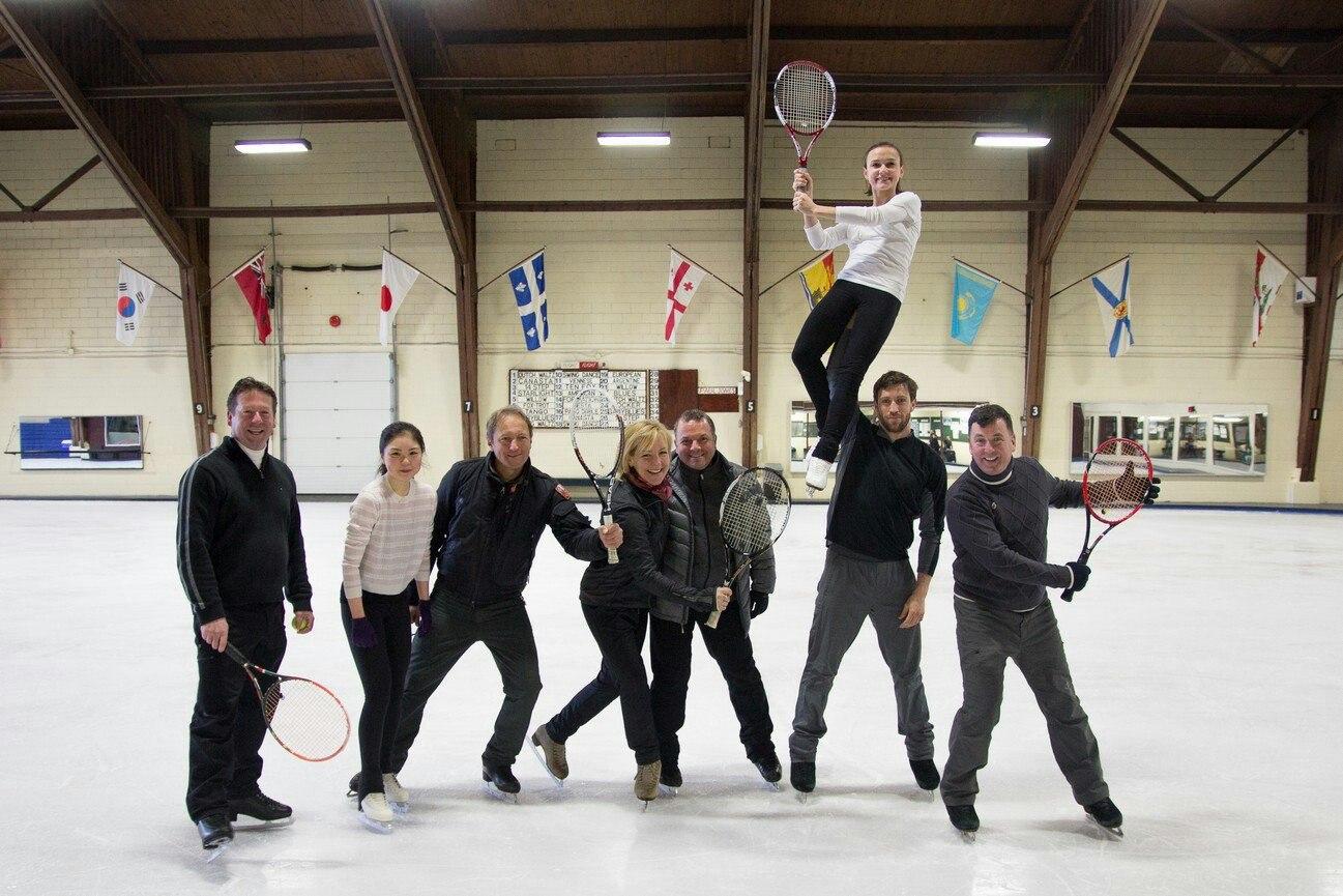 Брайан О́рсер / Brian Orser & Toronto Cricket Skating Curling Club - Страница 4 Swq9pkRwl7s