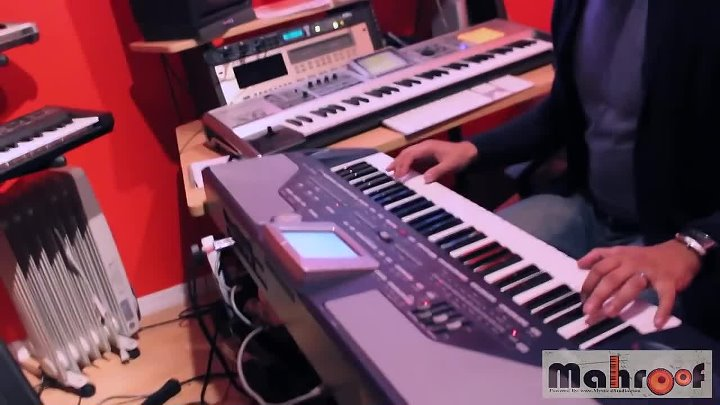 Saans Jab Tak Hai Jaan COVER Instrumental