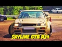 Best of NISSAN GTR R34 | JDM Legend | Stance and Power