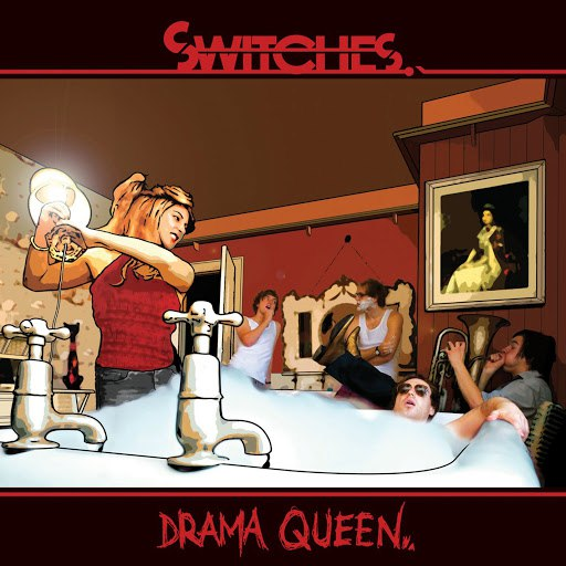SWITCHES альбом Drama Queen (Single Track DMD)