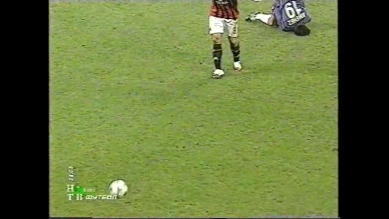 чемпионат италии 2005/2006, 31-й тур, Милан - Фиорентина, нтв
